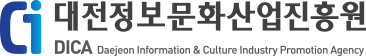 Ci 대전정보문화산업진흥원 DICA Deajeon Information & Culture Industry Promotino Agency
